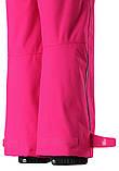 Зимний брюки на подтяжках для девочки Reimatec Loikka 522281-4650. Размеры 92 - 152., фото 5