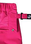 Зимний брюки на подтяжках для девочки Reimatec Loikka 522281-4650. Размеры 92 - 152., фото 4