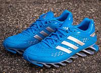 Тест драйв Adidas Springblade
