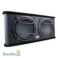 Автомобильный сабвуфер Kicx EX 12BA76D корпусной активный