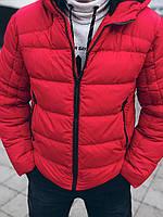 Мужская куртка Р1 красная