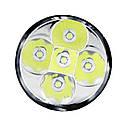 Фонарь TrustFire TR-J12 (5xCree XM-L, 4500 люмен, 5 режимов, 2/3x18650/26650), фото 4