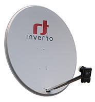 Антенна спутниковая алюминиевая Inverto 0.9м Al (IDLB-ALCF92-KULGO-LPS)
