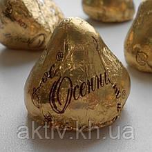 Шоколадні цукерки Осінній Вальс Рот фронт 1кг