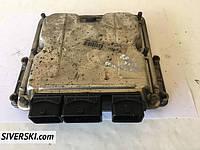 Блок управления двигателем Peugeot Expert 2.0jtd 9654693380