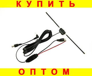 Автомобильная FM антенна + TV 0018 (S07031)