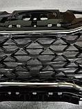 Решетка радиатора киа Спортейдж 4 GtLine, KIA Sportage 2019- Qle, 86350f1610, фото 2