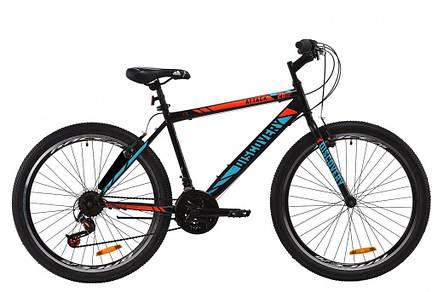 """Велосипед городской универсальный 26"""" Discovery Attack 2020 стальная рама 18"""", фото 2"""