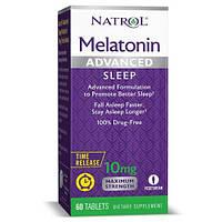 Natrol USA Melatonin Advanced 10 mg 60 tab