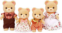 Sylvanian Families - Bear Family Семья Медвежат
