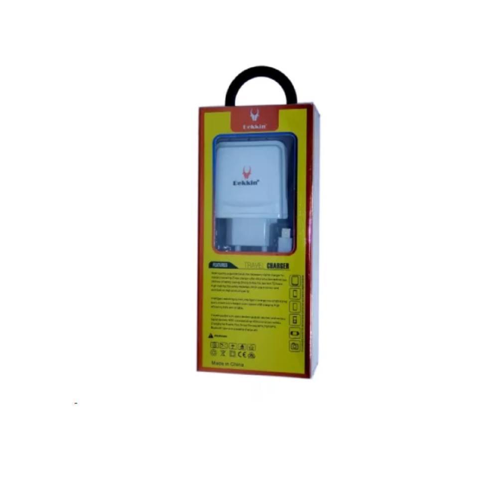 Сетевое зарядное устройство Dekkin DK-318