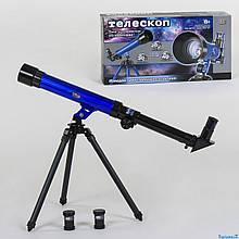 9866 Телескоп настольный тм Play Smart, 3 окуляра, в коробке