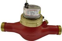 Счетчик воды Sensus M-T QN 6,0 AN 150 (dy 32) импульсный многоструйный крыльчатый сухоход для для горячей воды