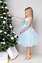 Детское праздничное платье на девочку NP-6 TM Barbarris Размеры 104-134, фото 5