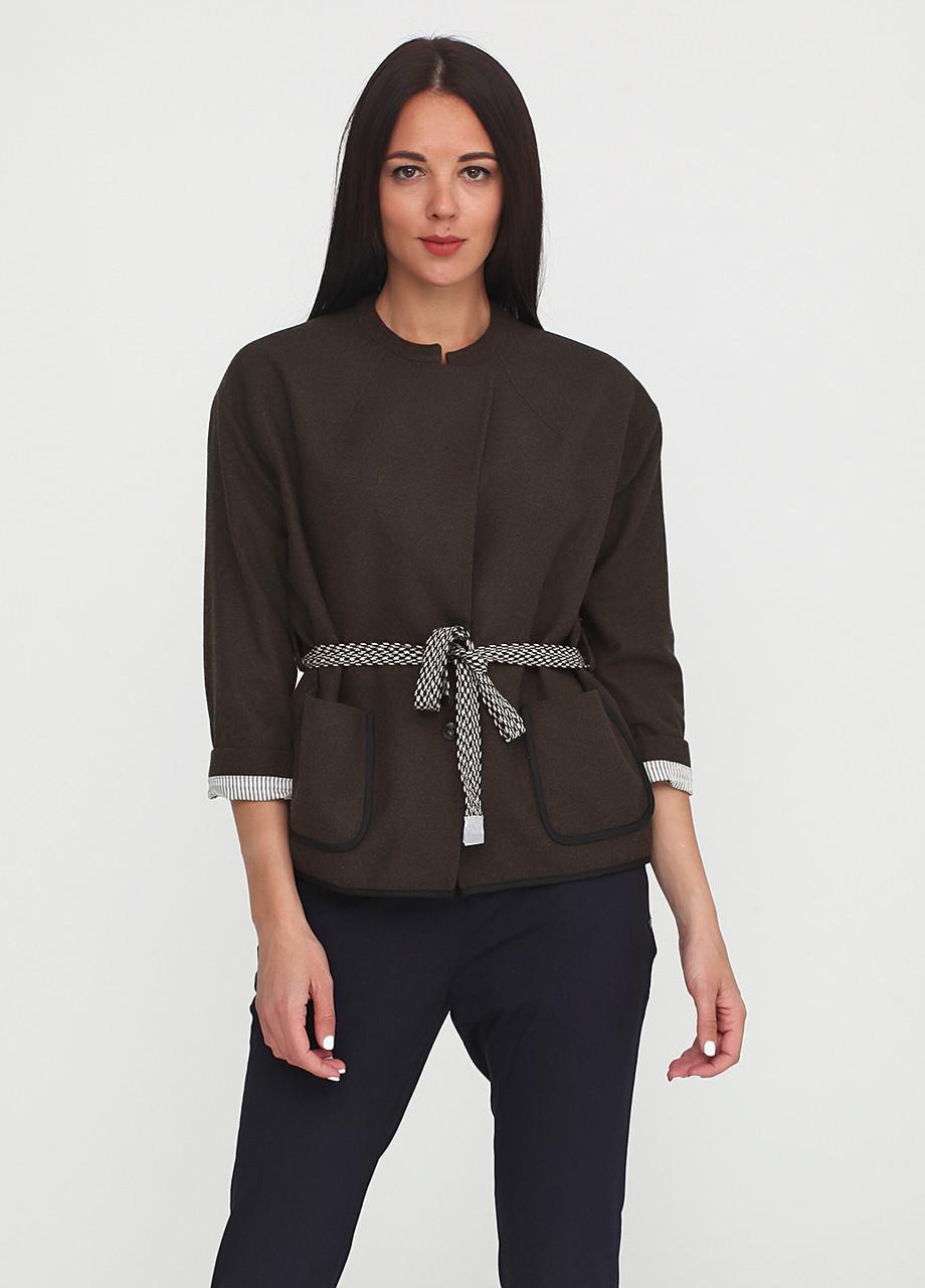 Пиджак женский Maison Scotch цвет болотный размер 3 арт 1626-06.30188