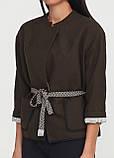 Пиджак женский Maison Scotch цвет болотный размер 3 арт 1626-06.30188, фото 3