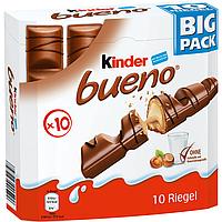 Шоколадный батончик Kinder Bueno 10 шт