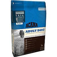 Сухой корм Acana Adalt Dog Акана Едалт Дог для собак всіх порід і вікових груп 11,4 кг