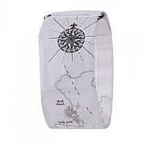 Паперові годинники Paper Watch Карта