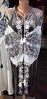 """Нова модель плаття """"Заріна"""" сіре"""