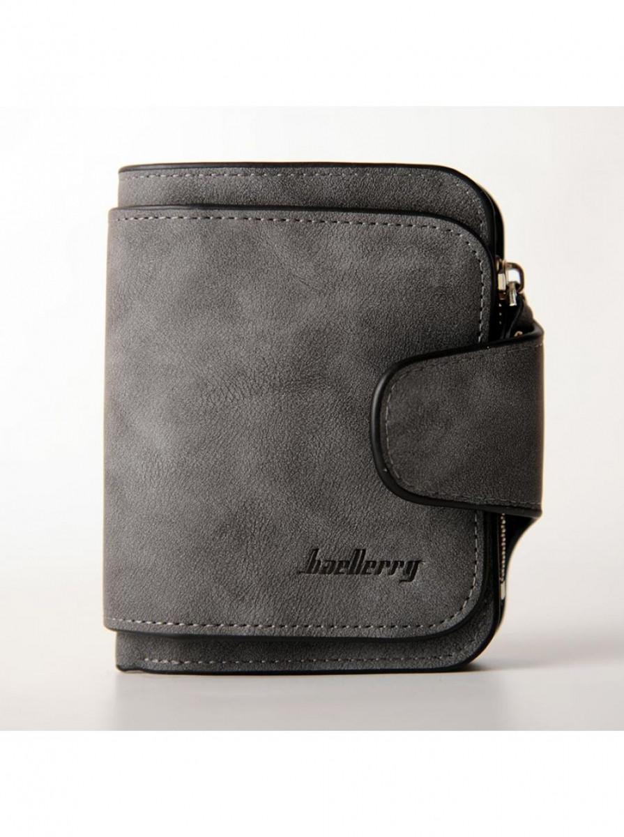 Mini гаманець Baellerry темно-сірий