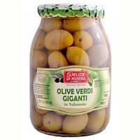 Оливки Delizie di Riviera 900 г