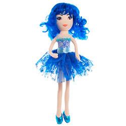 Куколка Вероника мягкая в платье 48 см