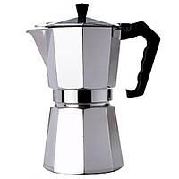 Гейзерная кофеварка UNIQUE UN-1913 (S07390)