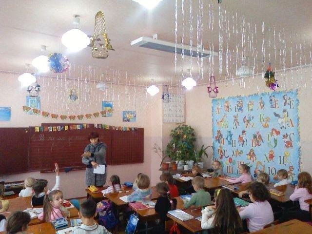 Экономное отопление школы и детского садика