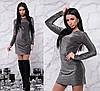 Платье женское, стильное, праздничное, 524-0235