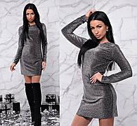 Платье женское, стильное, праздничное, 524-0235, фото 1