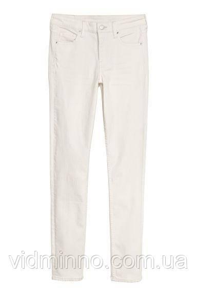 Жіночі джинси - скінні H&M р.31/32