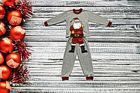 Детский новогодний костюм с начесиком 122см