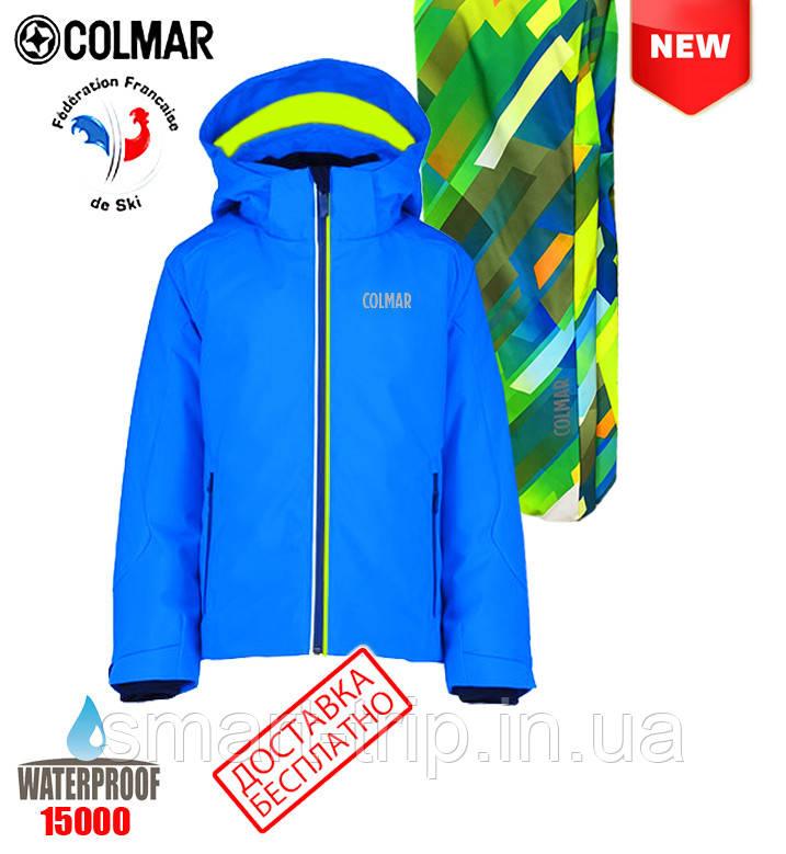 Детский горнолыжный костюм COLMAR Roz kids 8 / 130см 2020 (3141C-355)