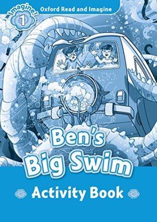 Ben's Big Swim Activity Book