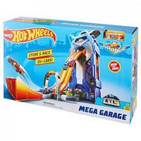 Мега гараж Хот Вилс для машинок, FTB68 Hot Wheels