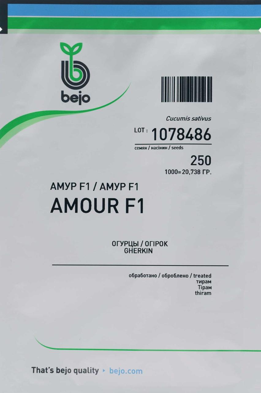 Огурец Амур F1, 250 шт, Bejo Zaden