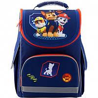 Детский каркасный школьный рюкзак Kite Education PAW19-501S Щенячий Патруль