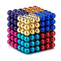 Неокуб NeoCube Радуга Разноцветный 8 цветов радужный 5 мм (S07609)