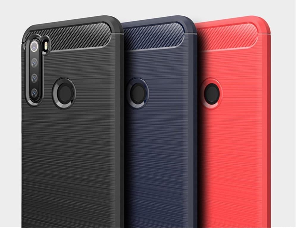 Чехол Carbon Armor для Xiaomi Redmi Note 8T