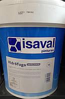 Краска интерьерная воднодисперсионная для стен и потолков  Гидрофуго Hidrofugo Isaval 15л