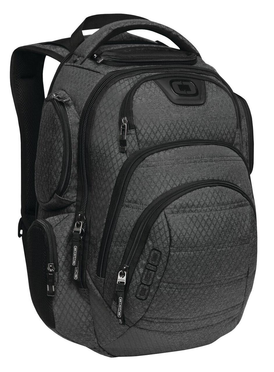 Рюкзак OGIO GAMBIT BACKPACK Graphite (111072.35)