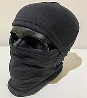 Балаклава подшлемник маска зима/лето (Ninja) FDR черная, фото 1