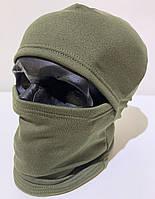 Балаклава подшлемник маска зима/лето (Ninja) FDR хаки, фото 1
