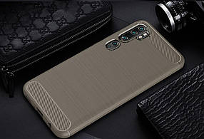 Чехол Carbon Armor для Xiaomi Mi Note 10 / CC9 Pro