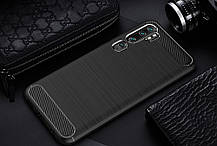 Чехол Carbon Armor для Xiaomi Mi Note 10 / CC9 Pro, фото 3