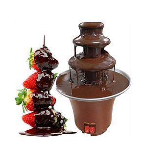 Шоколадный фонтан для фондю Chocolate Fountain, фото 2