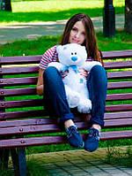 Плюшевый Мишка Тедди 60 см  Медведь игрушка Плюшевый медведь Мягкие мишки игрушки Ведмедик (Белый)