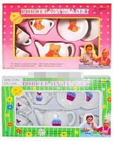 Набор чайный фарфоровый 9 предметов HENGJIANG