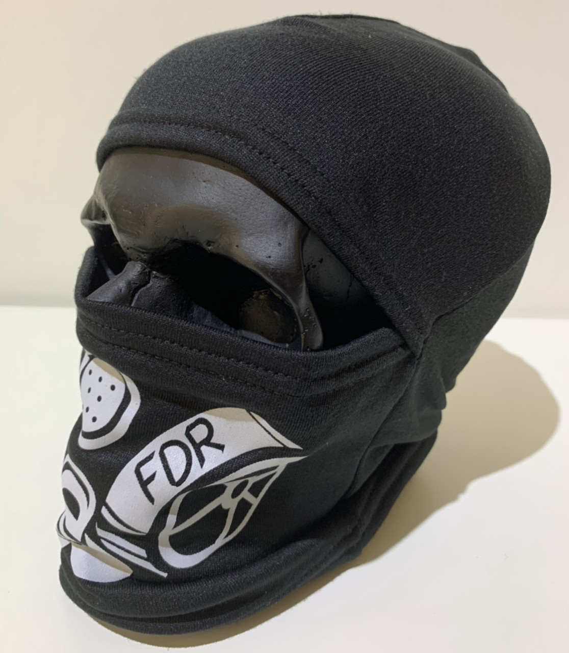 Балаклава сталкер (Stalker) FDR черная